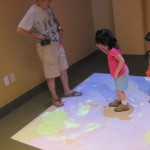 Interactive Floor Pad