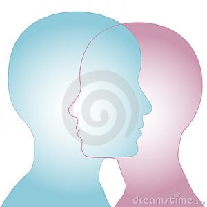 male-female-silhouette-profile-faces-merge-8384687