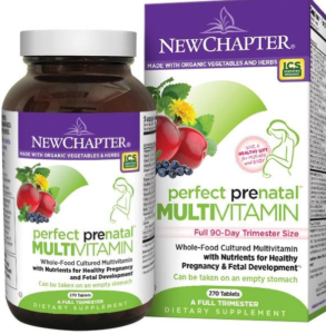 New Chapter Organics Perfect Prenatal